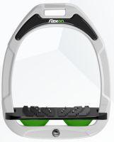 Flex-On Steigbügel -Green Composite Ultra Grip-
